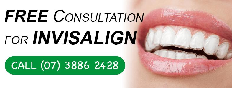 FREE Consultation for Invisalign Banner landscape   Dentist Kallangur