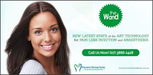 Prevent Dental Suite The Wand Innovative Painless Injections Kallangur