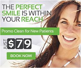 Promo Clean for New Patients | Prevent Dental Suite - Kallangur