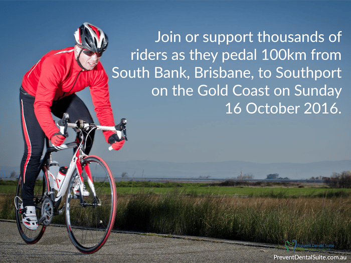 Prevent Dental Suite Supports Brisbane to Gold Coast Cycle Challenge 2016 kallangur dentist