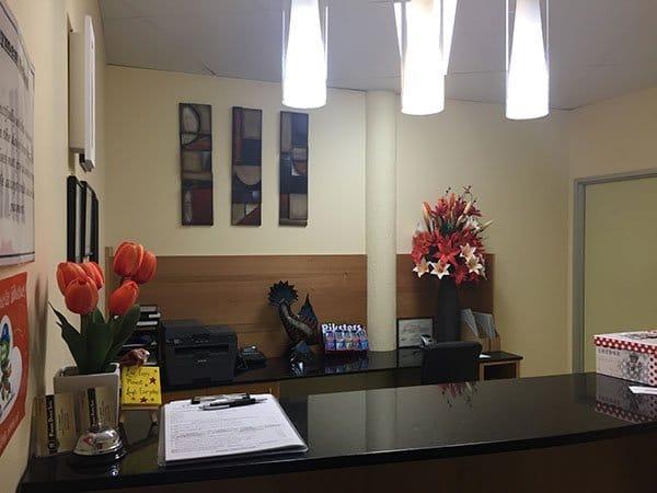 Prevent Dental Suite Front Desk Dentist Warner