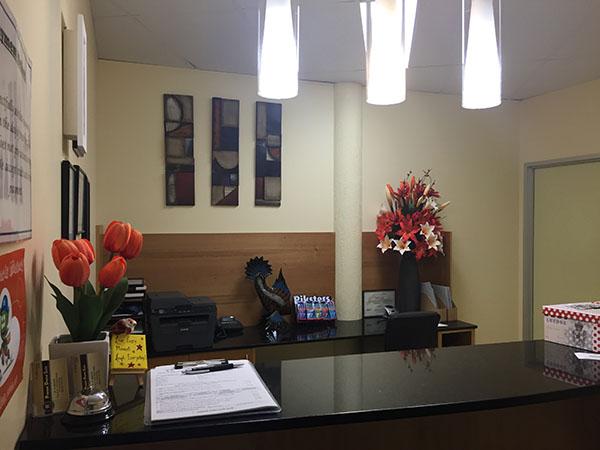 Prevent Dental Suite | Dentist Kallangur | Front Desk