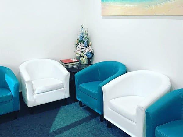 Prevent Dental Suite Waiting Room Dentist Kallangur