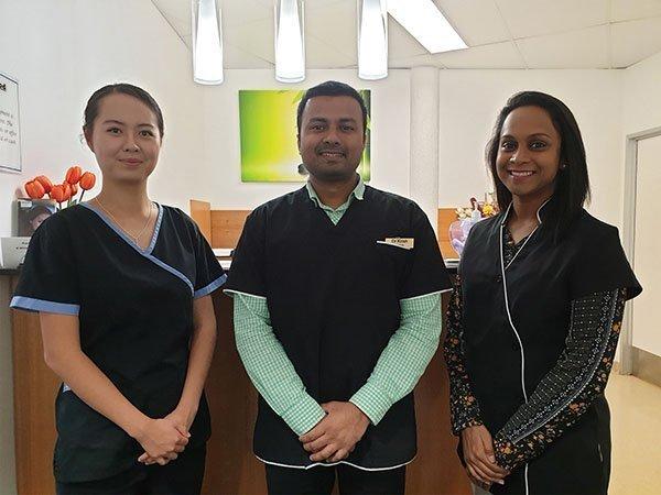 Dr Shilpa and Dr Krish Dentist Narangba