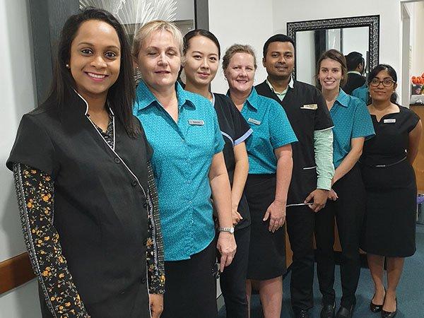Prevent Dental Suite Team Photo Dentist Kallangur