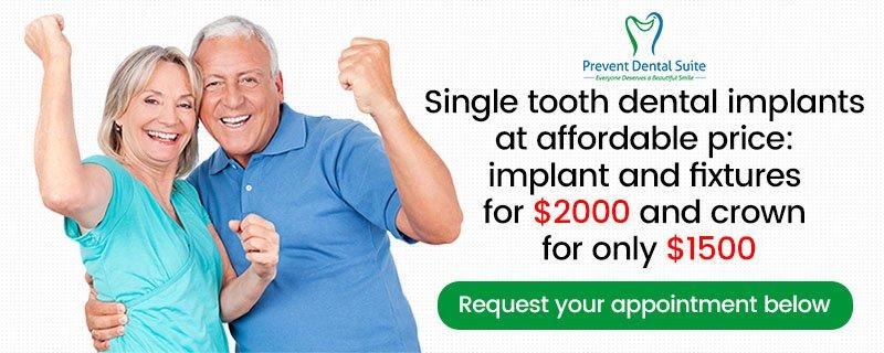 Affordable Dental Implants in Gladstone