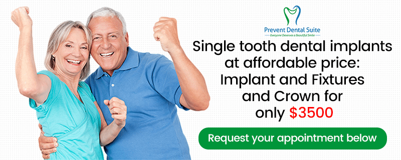 Affordable Dental Implants in Bribie Island Banner