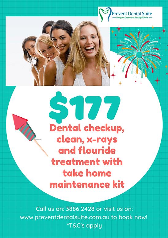 177 prevent dental suite promo dentist kallangur